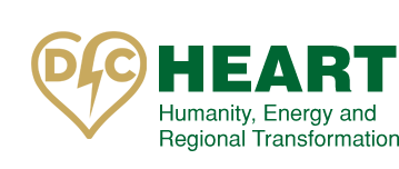 DC Heart Humanity, Energy and Regional Transformation